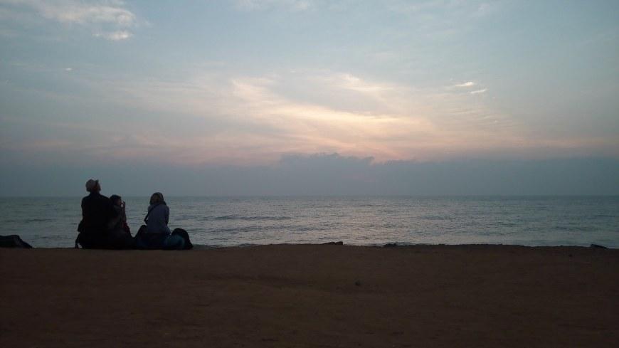Bookstalkist-Pondicherry-Sunrise