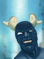 Jake Jackson Gallery of Undead. Digital Art.