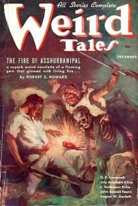 J Allen St John Weird Tales