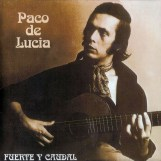 Fuente y caudal, Paco de Lucia, album covers, these fantastic worlds