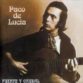 Fuente y caudal, Paco de Lucia, album covers, these fantastic worlds