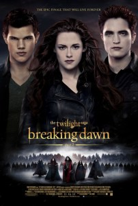 twilight saga breaking dawn part two, movie poster, these fantastic worlds