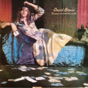 The Man Who sold the World, David Bowie, top guitar albums