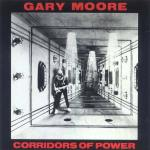 top guitar albums, gary moore, corridors of power