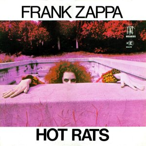 top guitar albums, Hot Rats, Frank Zappa