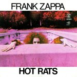 top guitar albums, Hot Rats, Frank Zappa