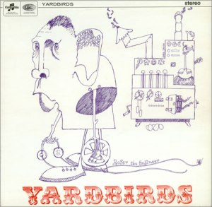 Top Guitar albums, Yardbirds, RogerTheEngineer