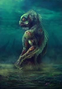 Dagon, Lovecraft