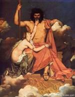 Zeus, myths and legends