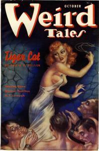 Weird Tales October 1937