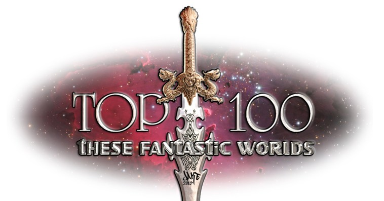 Top 100 SF and Fantasy Books, These Fantastic Worlds, Jake Jackson