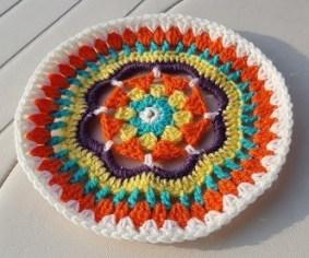 Step 6- Mandala