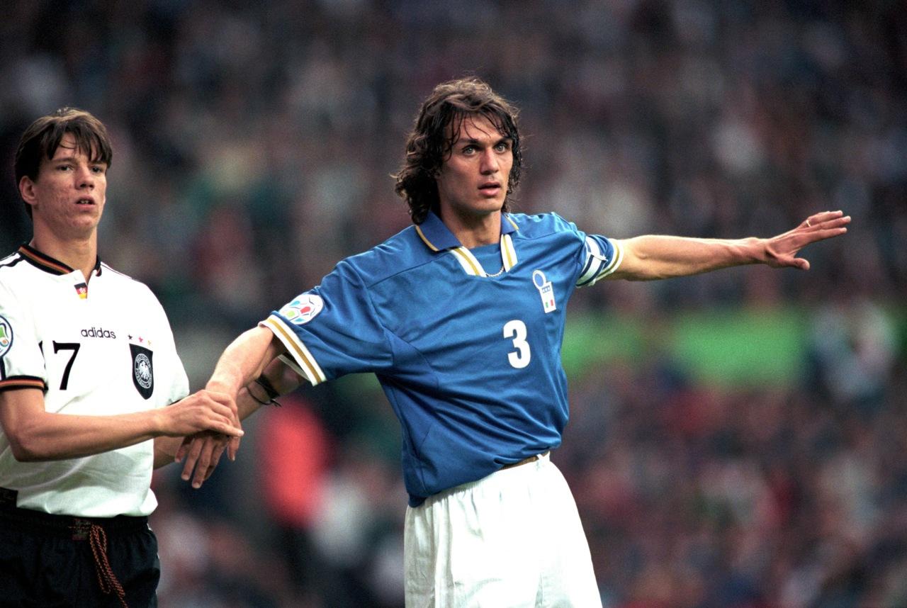 In celebration of Paolo Maldini, the greatest defender of his age