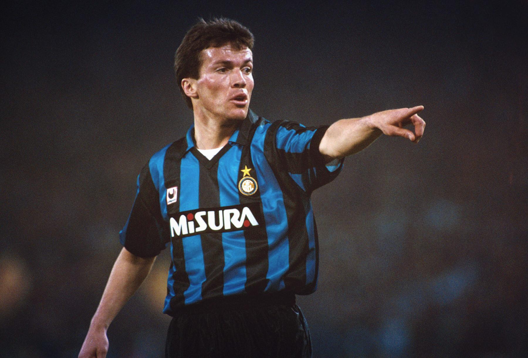 When Lothar Matthäus went to Inter Milan and became a legend
