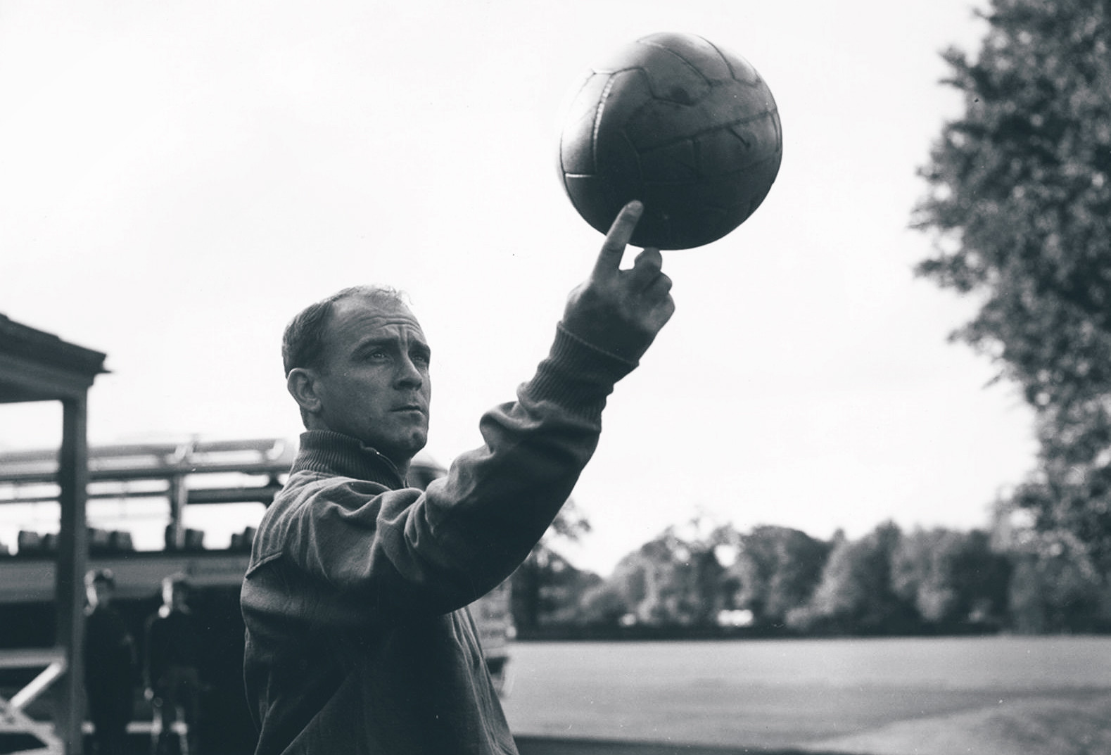 Image result for alfredo di stefano manchester united