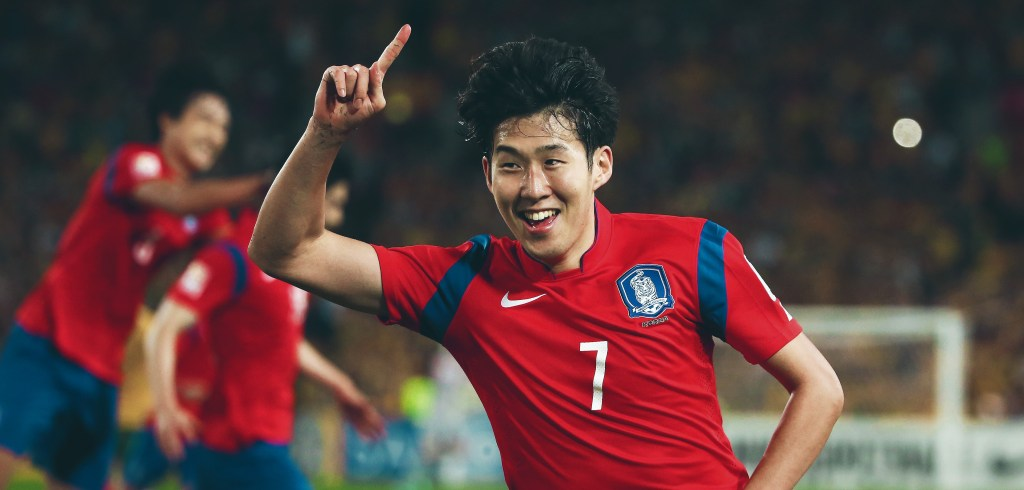 Son South Korea