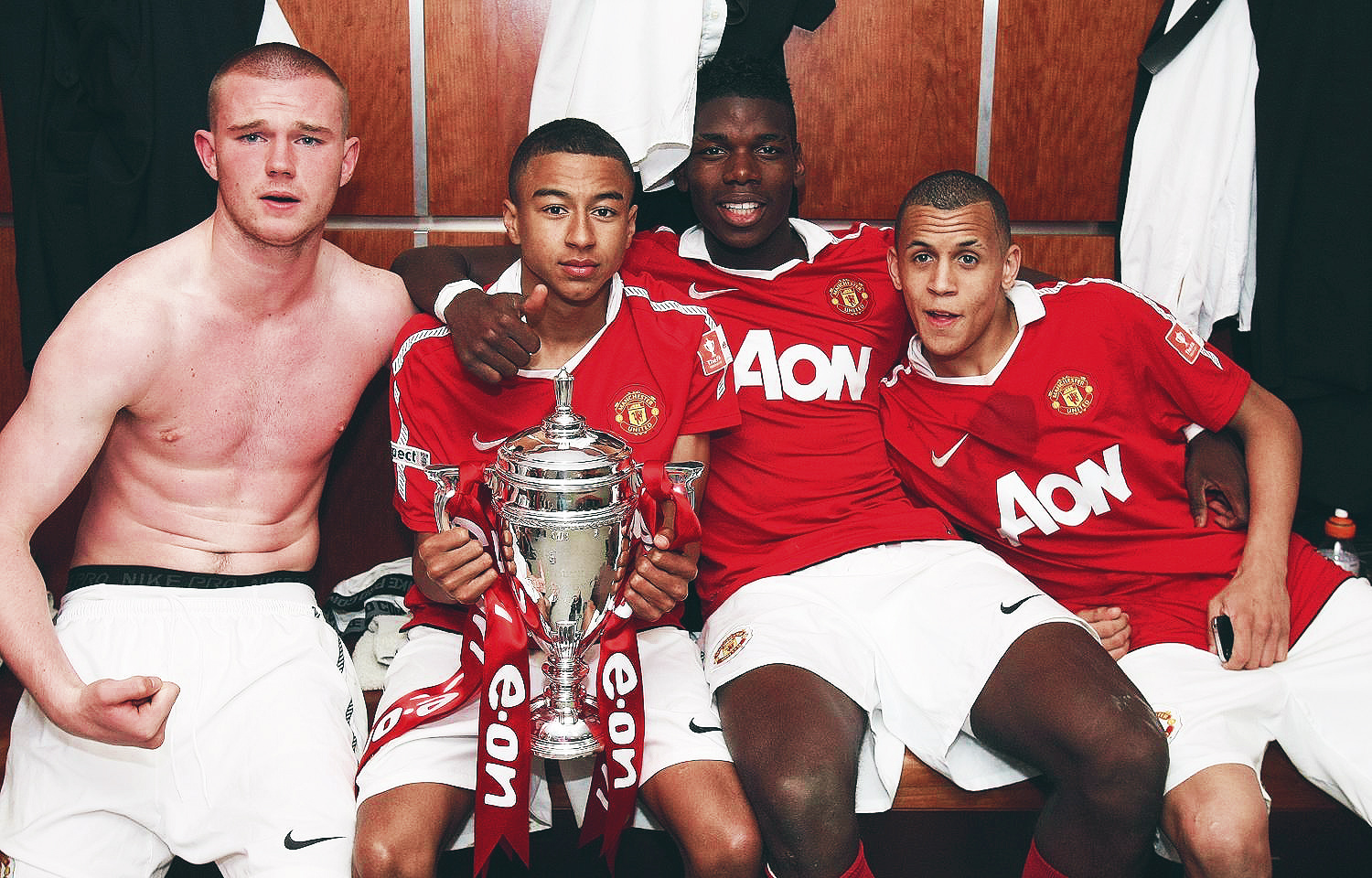 Image result for pogba youngster