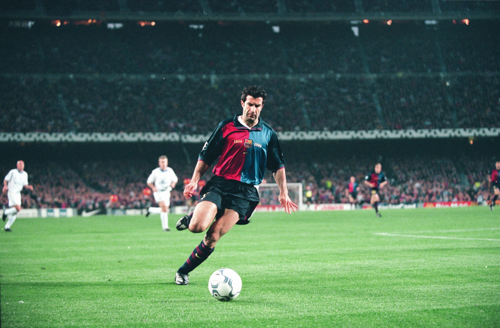 How the unforgettable 1999 2000 LaLiga season helped define a new ... 89a09b71e