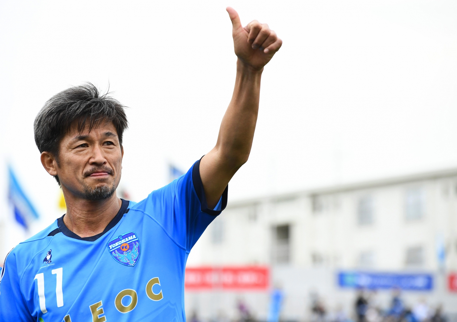 Kazuyoshi Miura: the Japan legend still going strong after 50