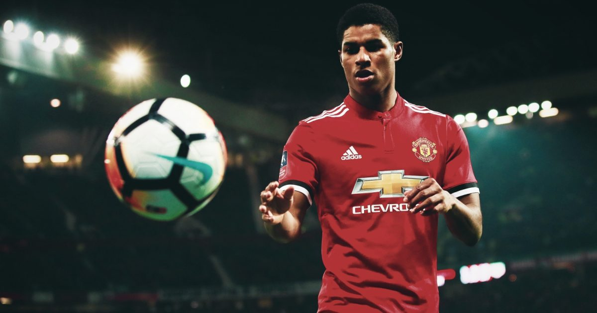 Marcus Rashford A Master In The Art Of First Impressions