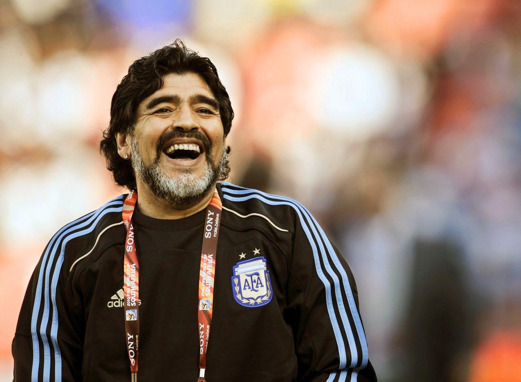 Diego Maradona: the managerial diaries