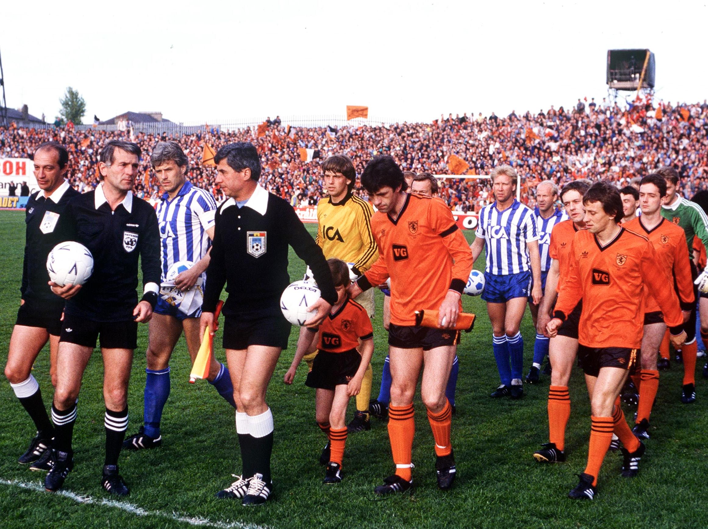 Fútbol 1987-88 Dundee