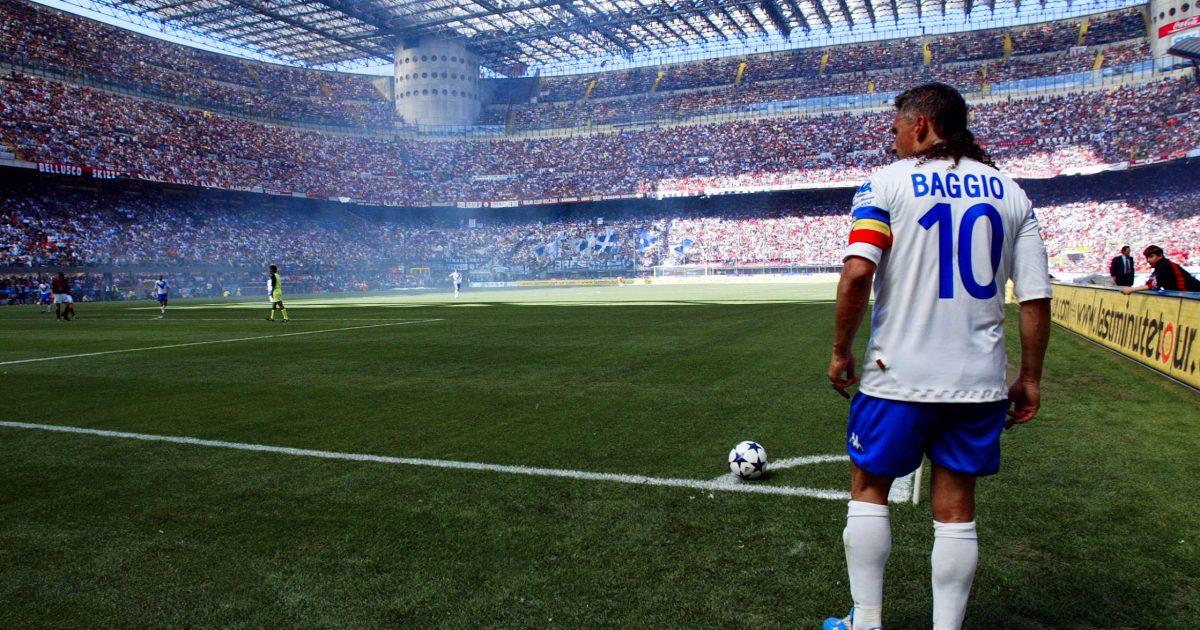 Roberto Baggio: the Brescia diaries