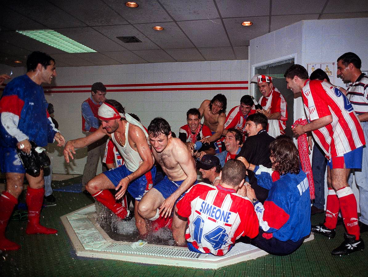 Atletico Madrid S Iconic Class Of 96 The Unlikely Double Winners Who Forged A Unique Legacy