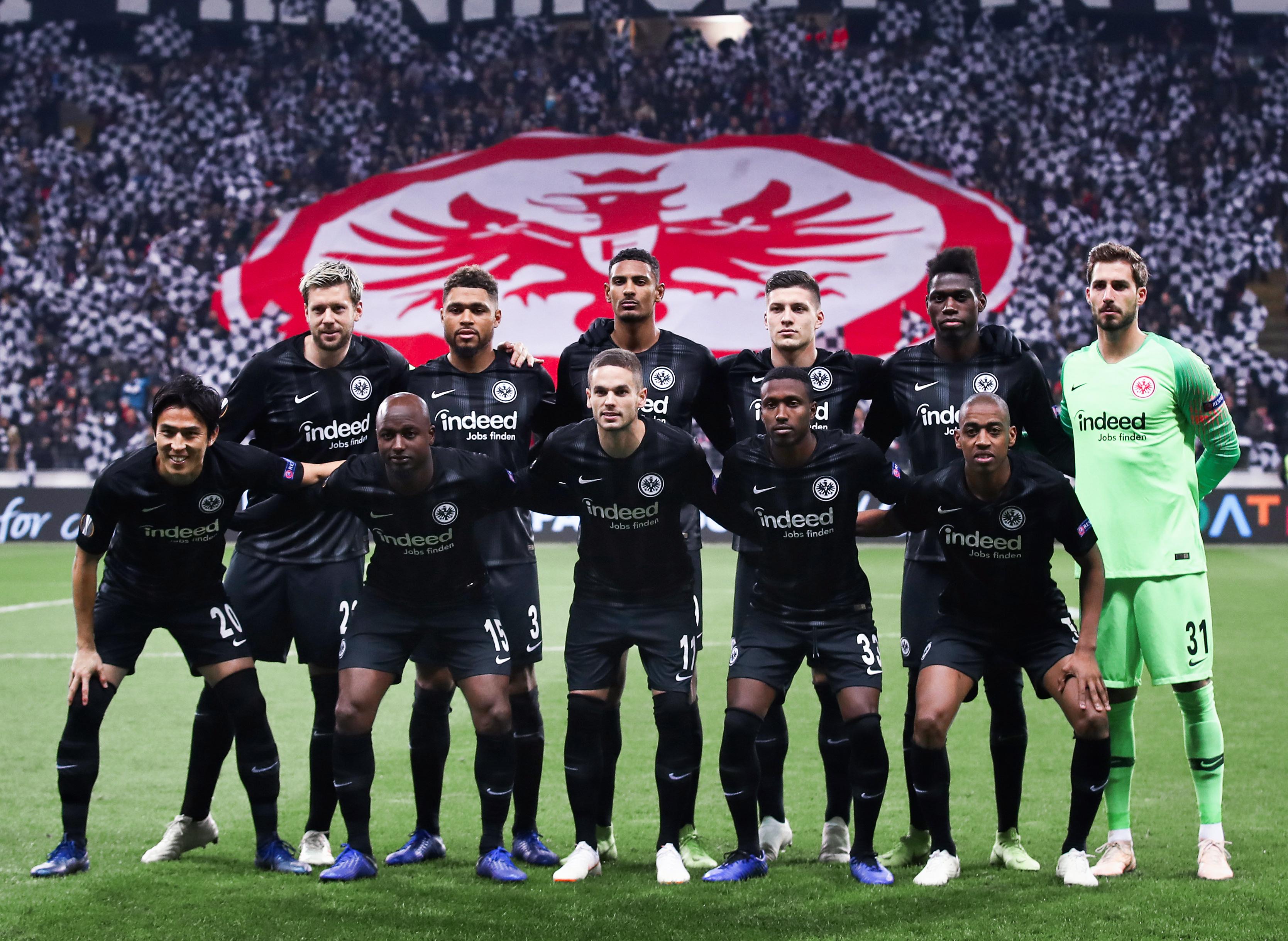 Pertandingan Bola Eintracht Frankfurt vs SC Freiburg