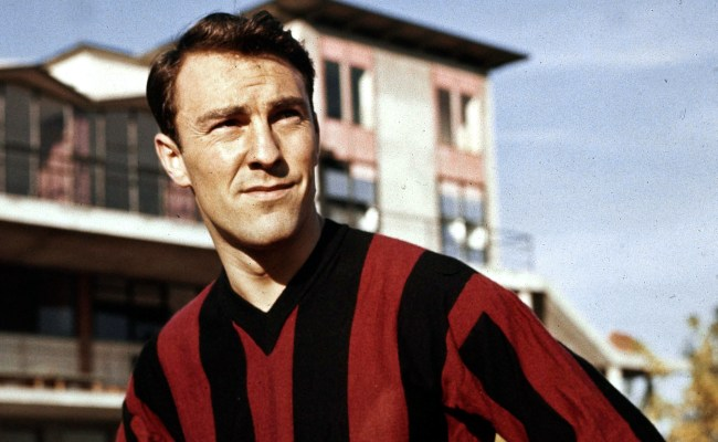 Jimmy Greaves And The Ill Fated Spell At Ac Milan