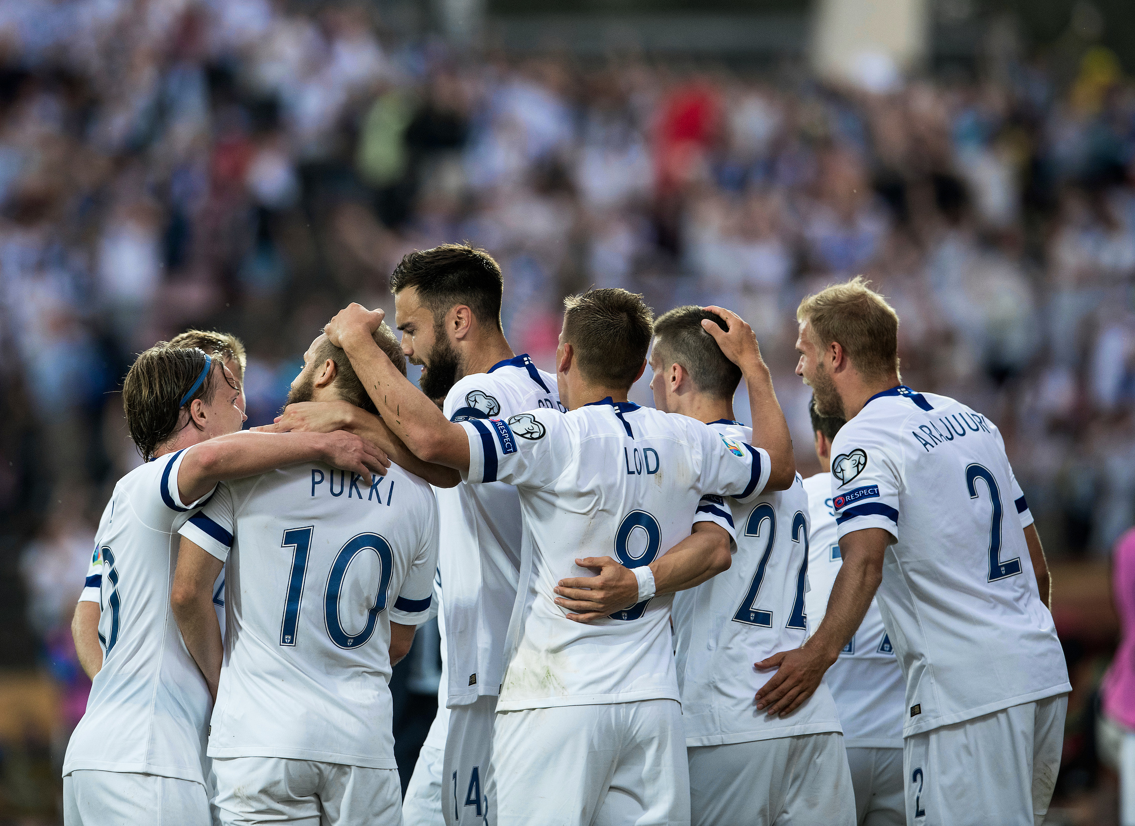 The new Finland: why their best squad in a generation can take the nation to Euro 2020