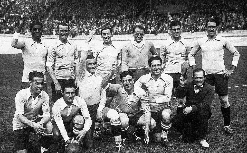 Faster Higher Stronger How Uruguay Lifted The First Three Global Football Tournaments