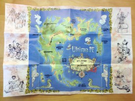 SMS Ultima IV Map Front