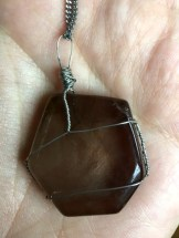 Smokey Quartz - Learning, Thinking, Creativity, Protects from Negativity