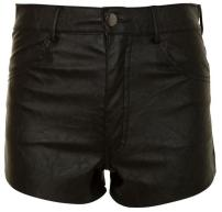 A Wear PU shorts £12.50 / Shorts de cuero sintético de A Wear 15,00 €