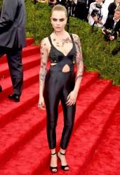 Cara Delevingne wears Stella McCartney
