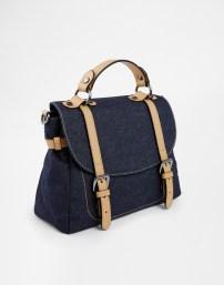 Denim Tote Bag (£25.00) / Bolso Tote Denim (34,25 €) - ASOS