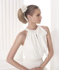 'Merlina' Pronovias Modern Bride Collection / Photo: Pronovias