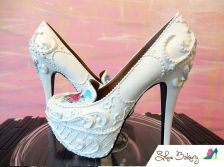 Shoe Bakery Limited Victorian Cake Heels