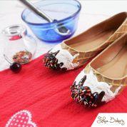 Shoe Bakery Ice Cream Flats