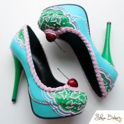 Shoe Bakery Custom Heels
