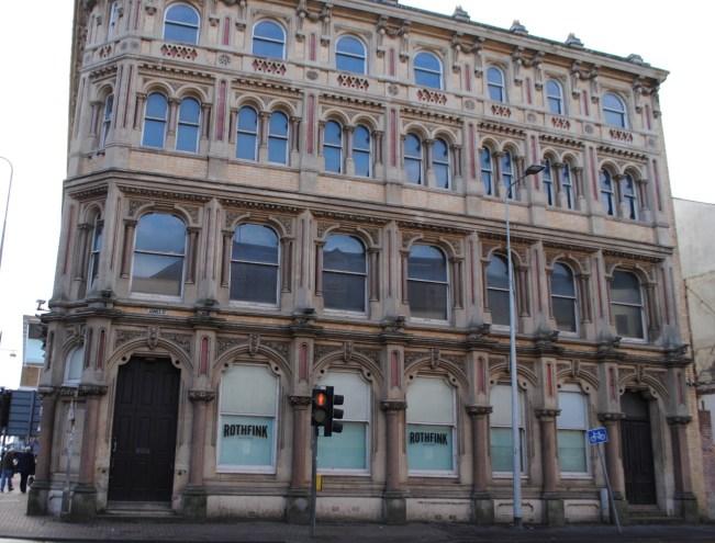 Midland Bank Bute Street Cardiff