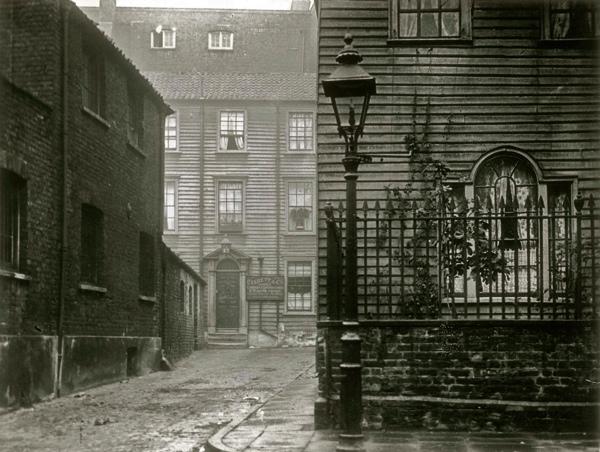 Wellclose Square 1920