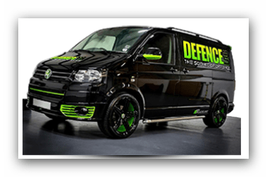 defence lab wrap