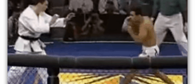 See What Happens When Elite Judo and BJJ Fought in MMA