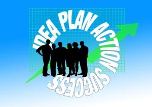 business-idea-plan-action-success