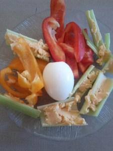 veggie-snack