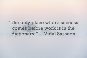 work-and-success-quote
