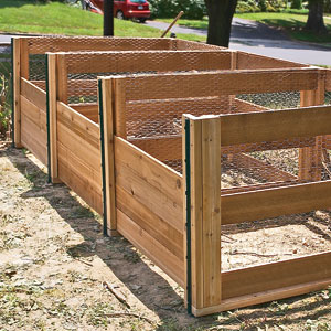 15 Inspiring Homemade or Diy Compost Bin Plans  The SelfSufficient Living