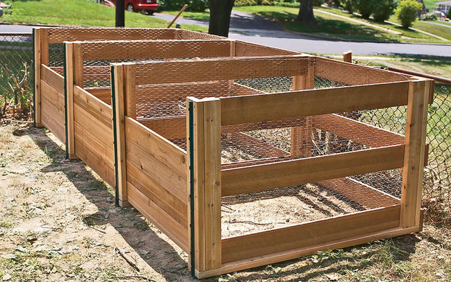 25 Homemade Compost Bins For Composting Food And Yard Waste  The SelfSufficient Living